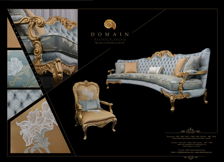 Incroyable Domain Fine Furniture ...